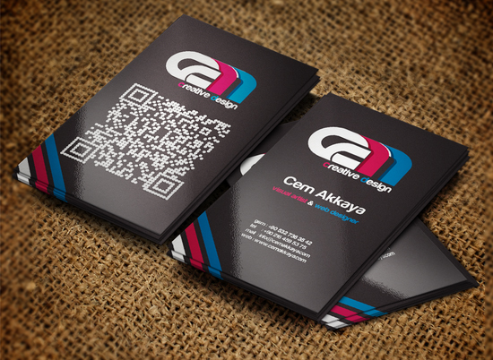 Souvent Cartes de visite originales et créatives | RIVESUD MEDIA MARSEILLE GP52