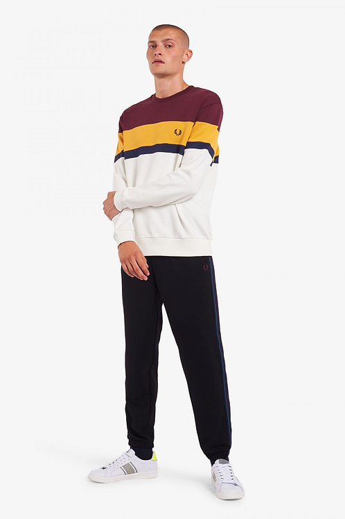 SUD. BLOQUES COLOR FRED PERRY