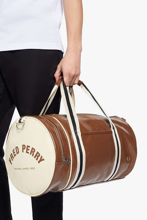 BARRIL CARAMELO FRED PERRY
