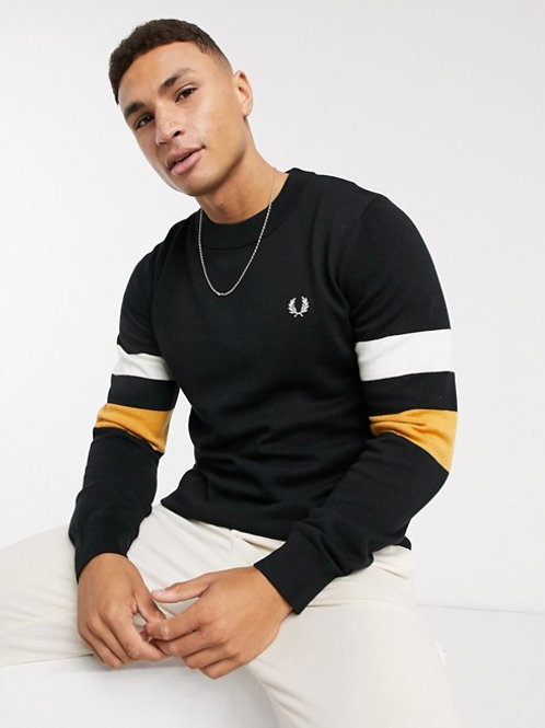 SUETER RAYAS FRED PERRY
