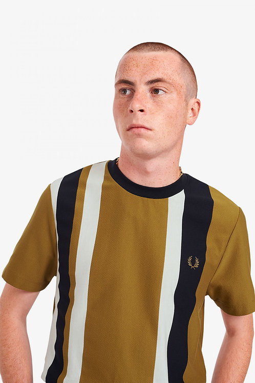 CAMISETA RAYAS FRED PERRY