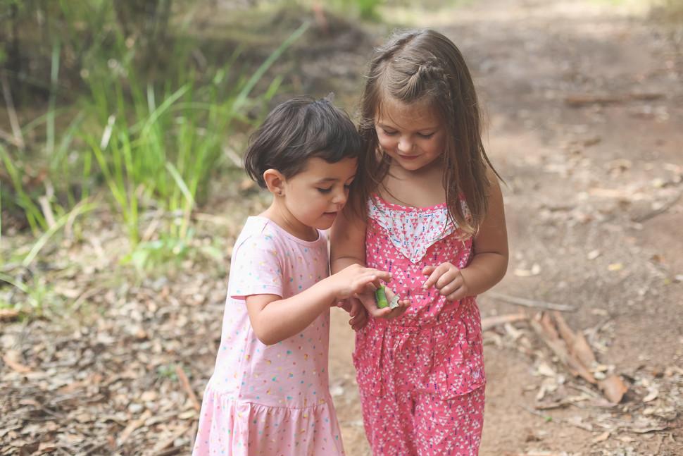 Lola & Romy // Children // Manjimup