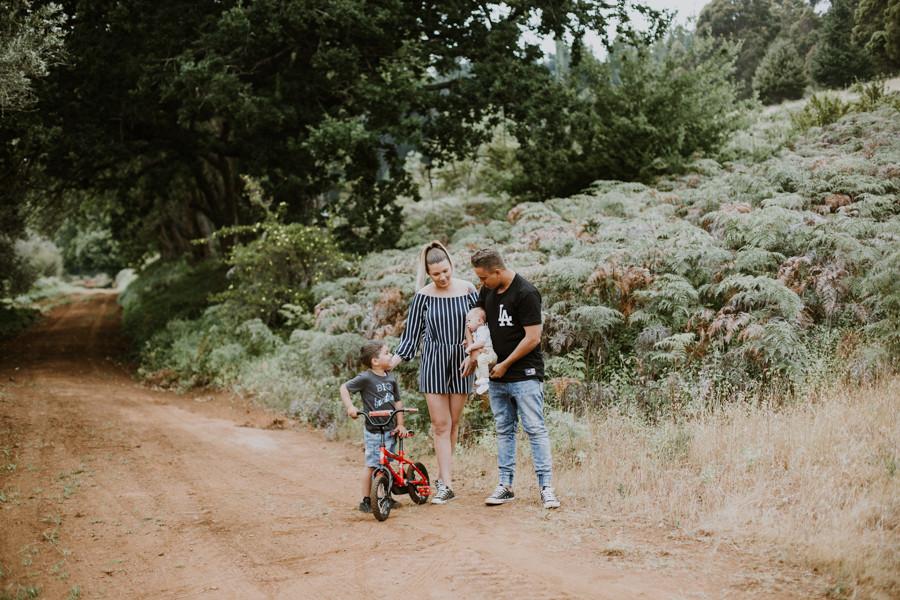 Kelly, Troy, Shayden & Leo // Manjimup