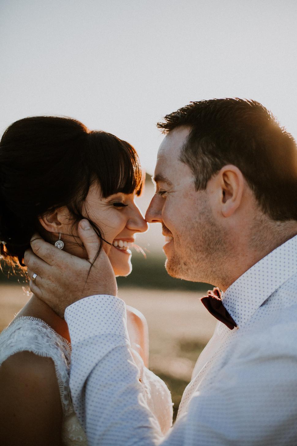 Colleen & Brian // Old Broadwater Farm Wedding