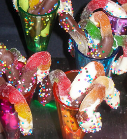 Chocolate Dipped Gummies