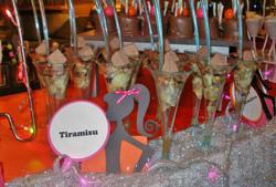 Tiramisu Flutes