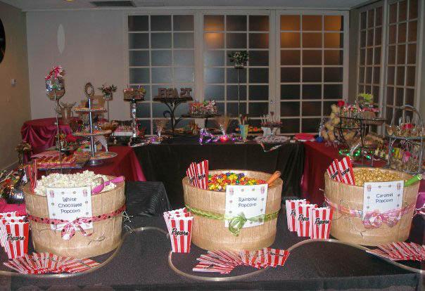 Poppin' Popcorn