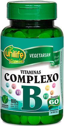 COMPLEXO B UNILIFE 60CAPS