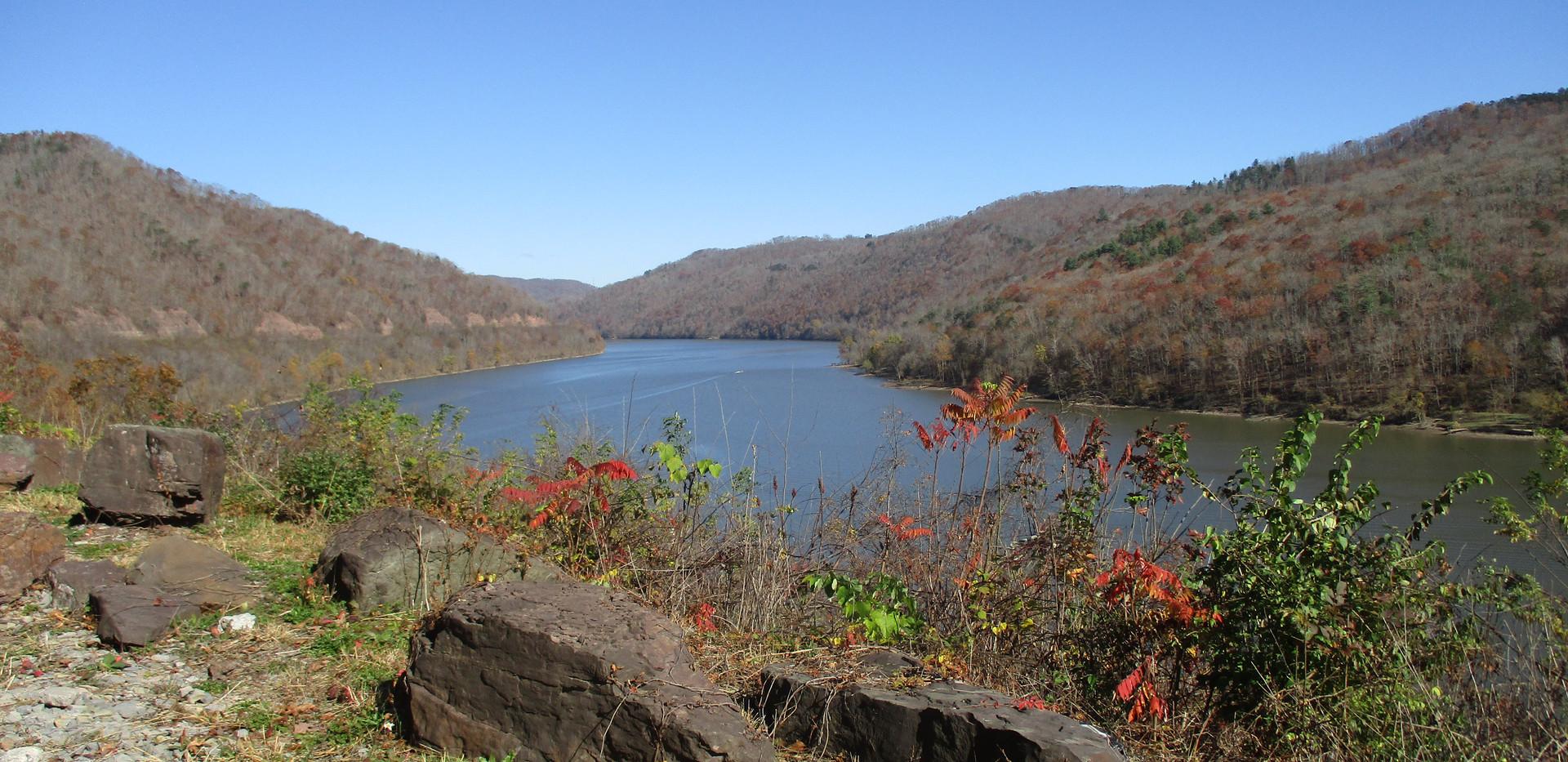 Bluestone Lake