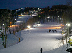 Winterplace Ski Resort 14 mi. away