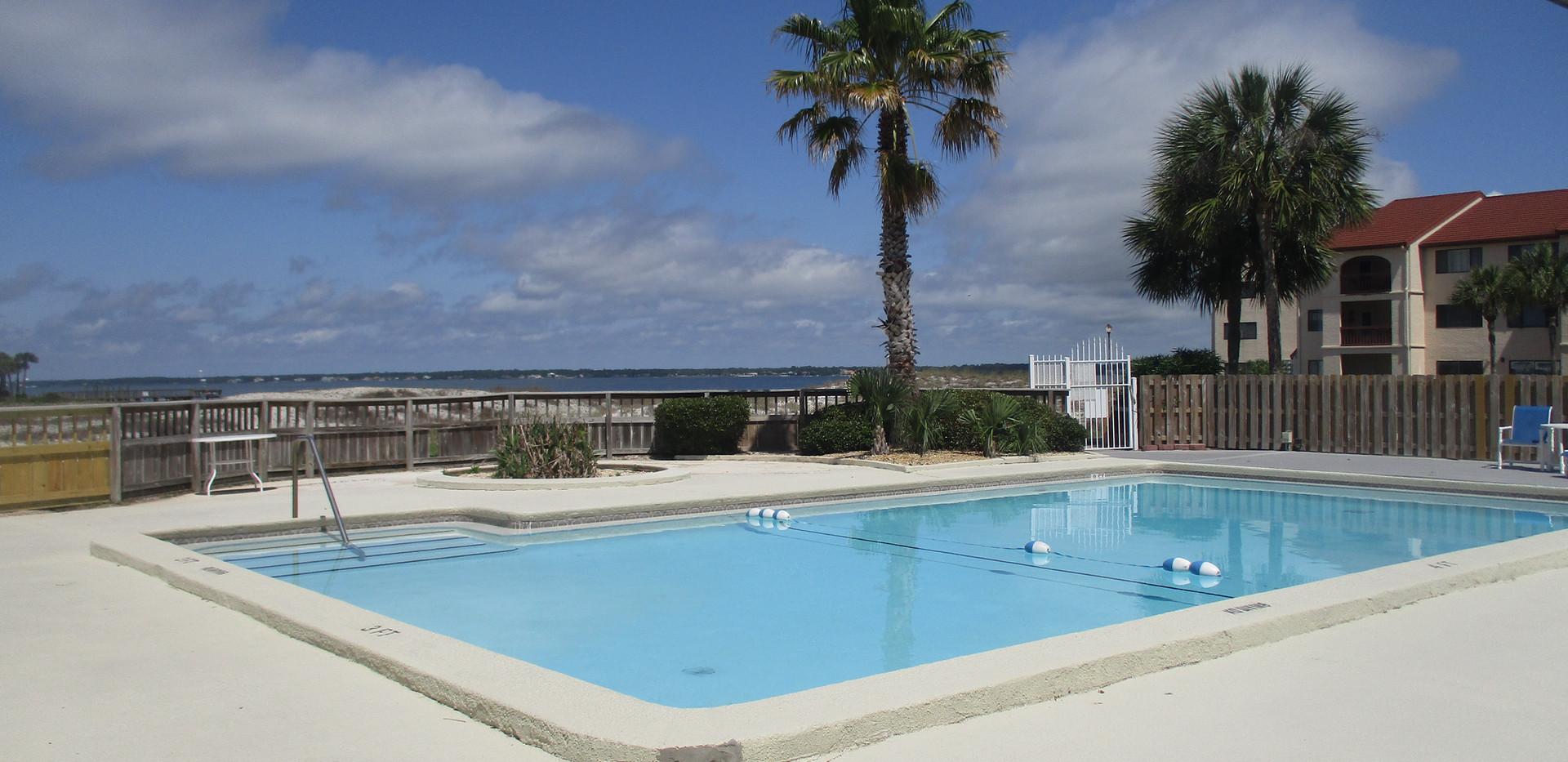 Pool at Sunset Harbor Palms