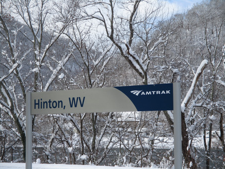 Hinton...a change in motion