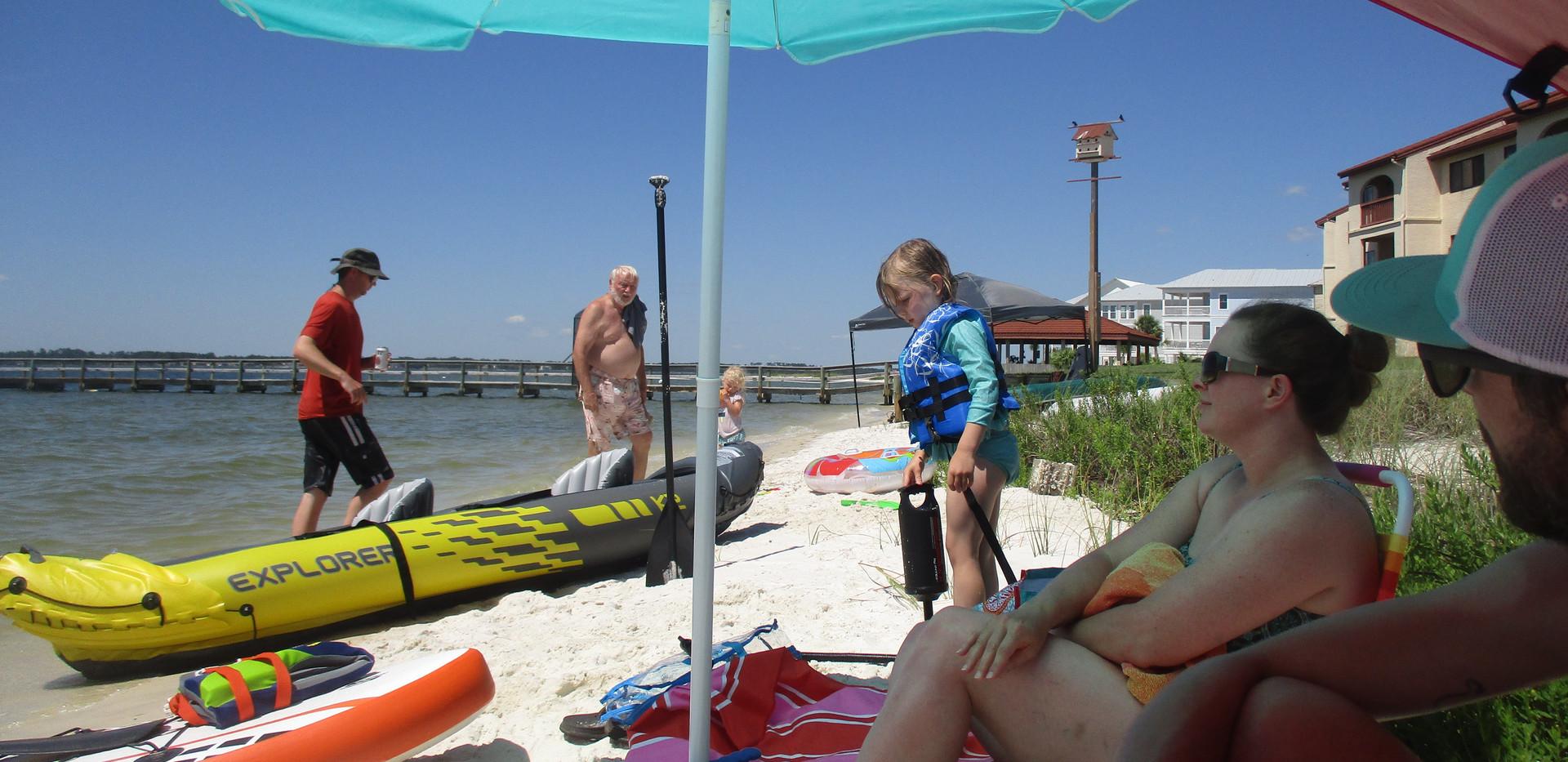 Pick your spot along the Gulf Islands National Seashore
