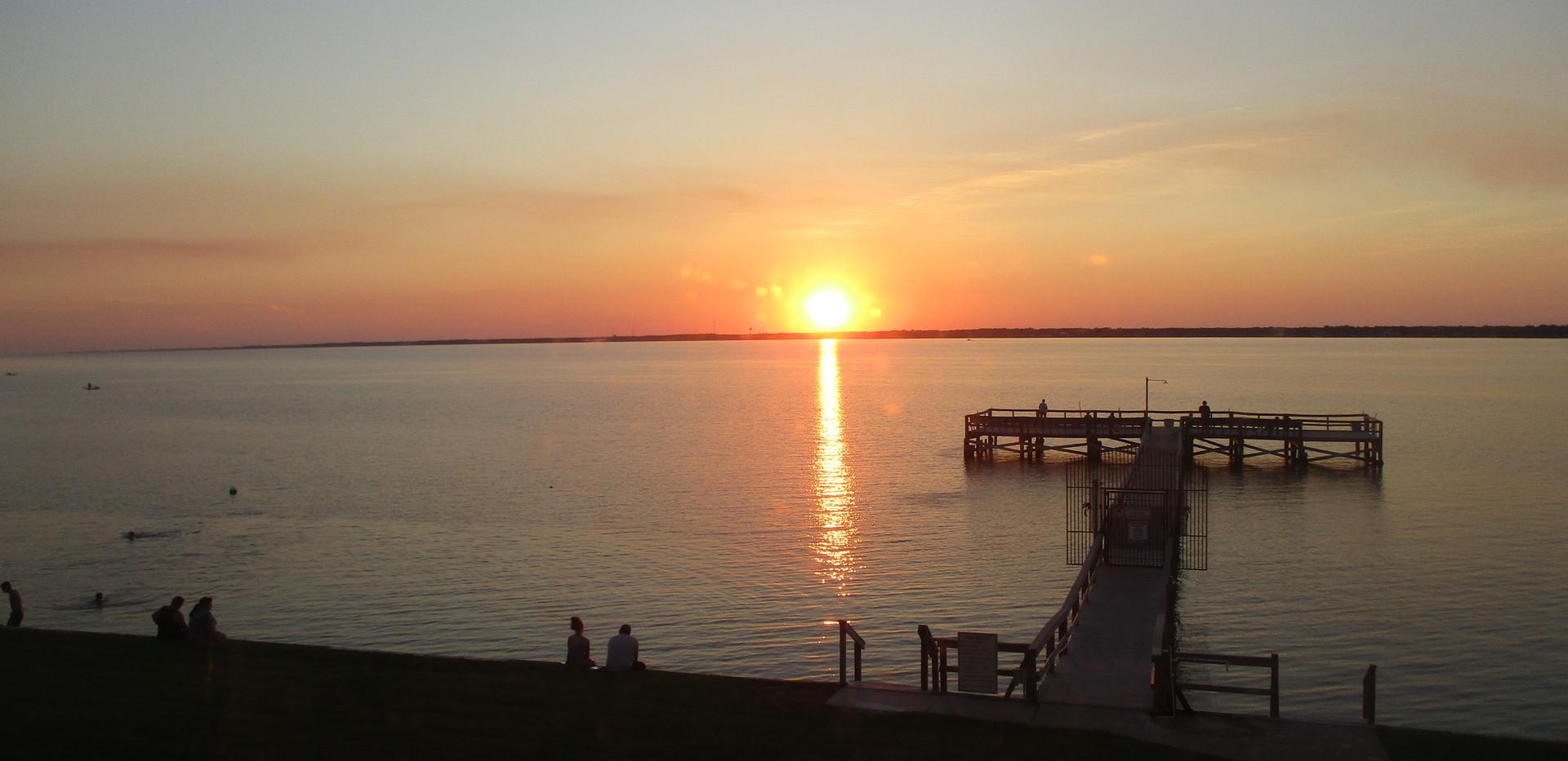 Sunset Harbor Pier