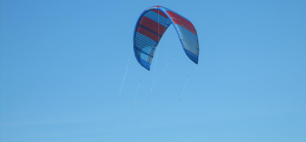 Windsailing