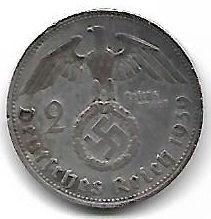 2 reichsmark 1939A recto.jpg