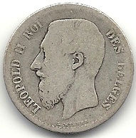 1 frank 1869 verso.jpg