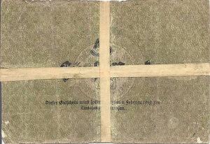 5 mark 1918 Wongrowitz verso.jpg