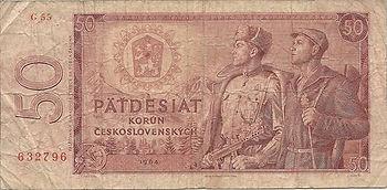50 couronnes 1964 recto.jpg