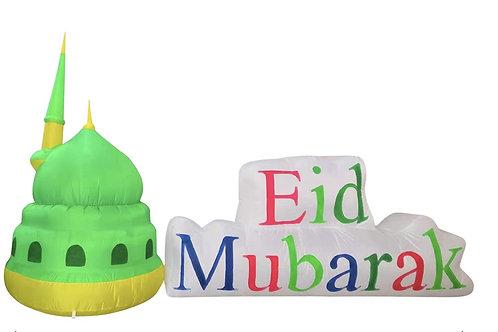 Eid Mubarak Inflatable