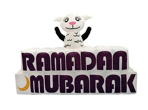 Ramadan Mubarak Inflatable