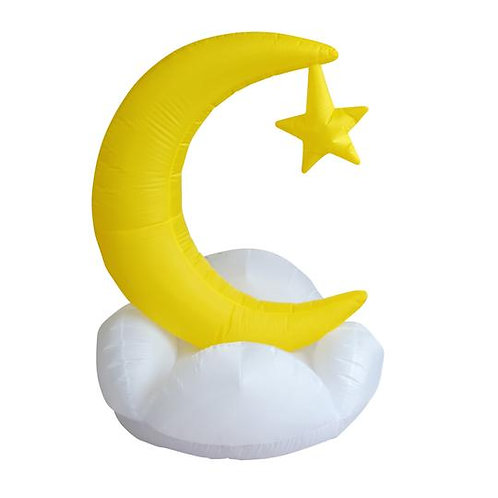 Moon on Cloud Inflatable