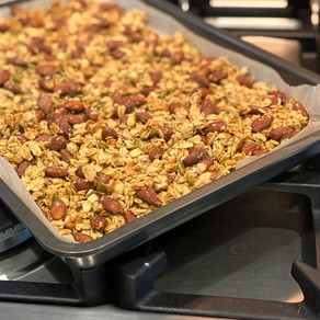 Mom's Granola Recipe