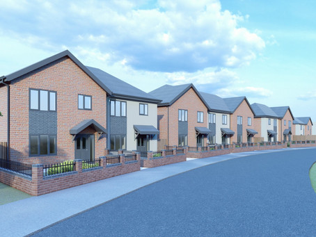 Plans submitted for Plas Morfa Development, Prestatyn.