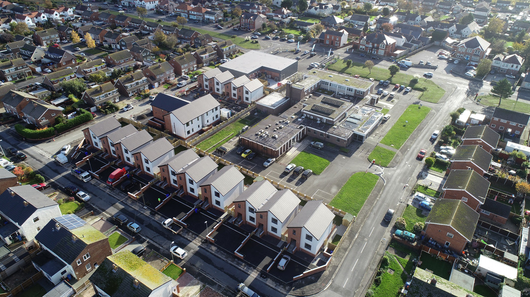 Housing Association Project 4 - Former Magistrates Court Site, Prestatyn.