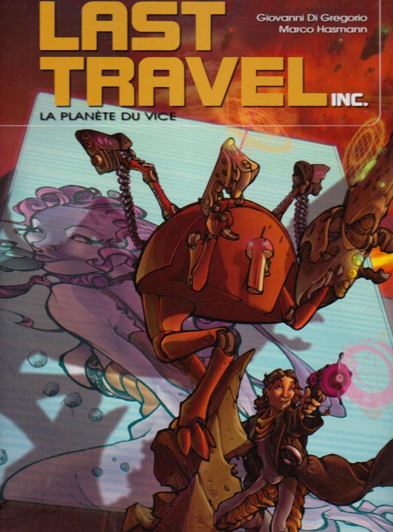 Last Travel Inc.
