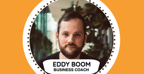 Podcoach 3: Hoe je een kraakhelder verhaal krijgt als ondernemer - Eddy Boom (Propositie coach)