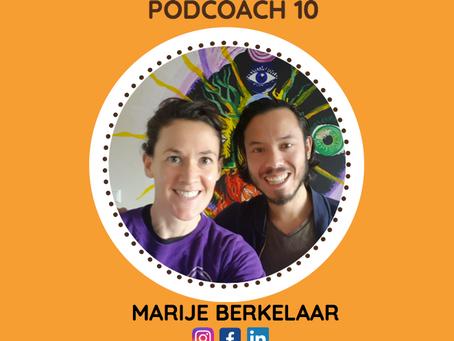 Podcoach 10 De Eerste Medicijnvrije Huisarts Van NL - Marije Berkelaar