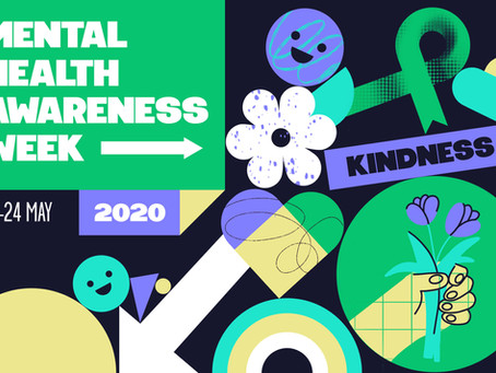 18-24 May is Mental Health Awareness Week