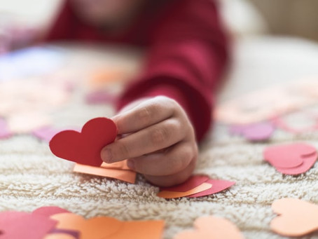 3 Valentine's Day Ideas for Toddlers in Speech Therapy