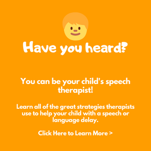 speech language delay parent coaching therapy