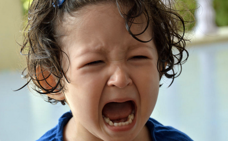 "New Research: ""Late talkers twice as likely to have severe, frequent temper tantrums"""