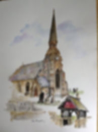 CHRIST CHURCH GREAT LUMLEY donated to Ch
