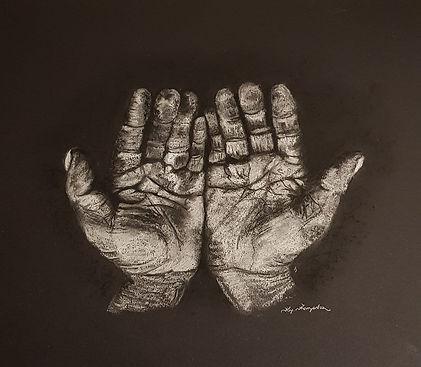 EDDIE'S HANDS named by Debra Northy and