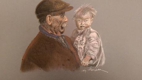 CHILD OF MINE named by Yvonne Gardiner#.