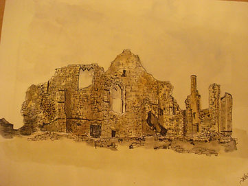 FINCHALE PRIORY donated to friend for fu