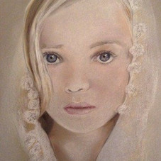 GIRL WITH THE LACE SHAWL