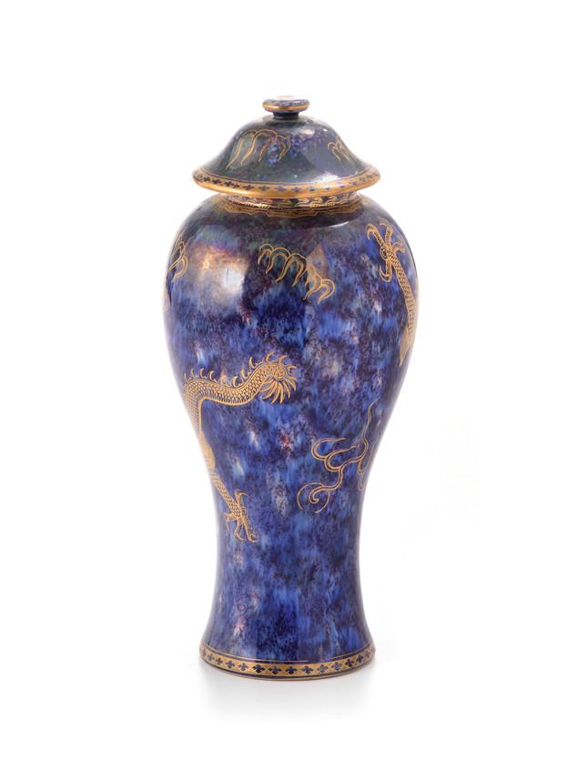 Fairyland Celestial Dragon Vase