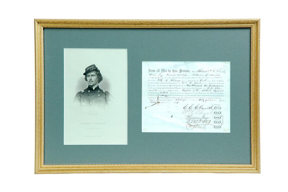 Lot 520 Document by Elmer Ellsworth .jpg