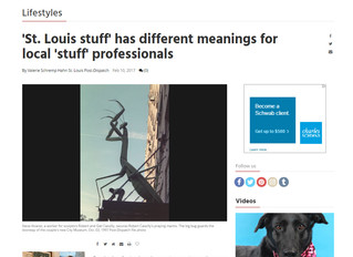 'St. Louis stuff' has different meanings for local 'stuff' professionals