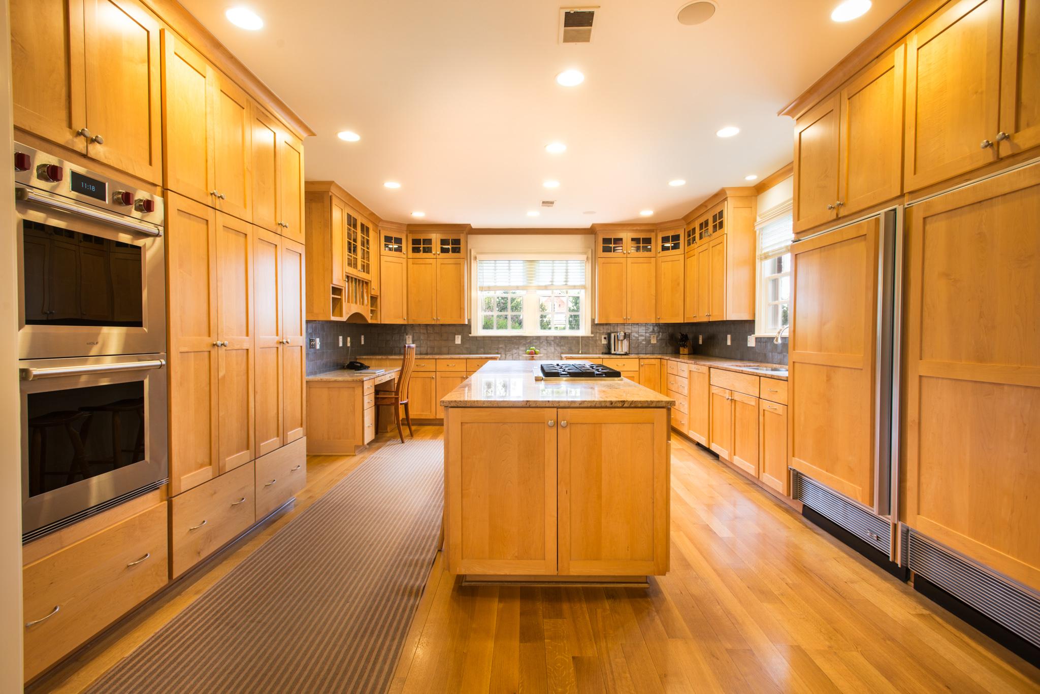 A true chef's kitchen...