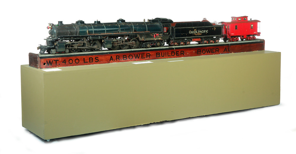 Working train model - lot 2311