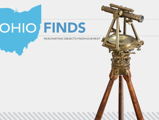 Ohio Finds! Brass Surveyor's Transit