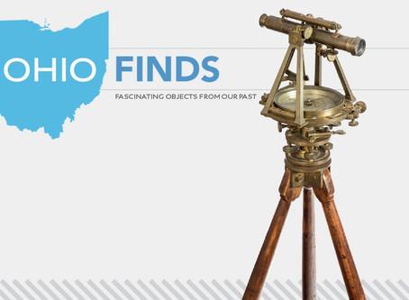 Ohio Finds! Brass Surveyor's Transit