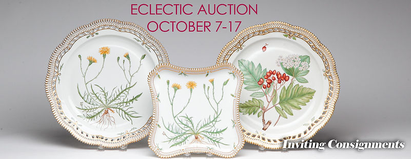 Garth's Eclectic Auction October 7-17, 2021
