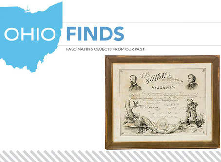 Ohio Finds! Squirrel Hunters Discharge Papers